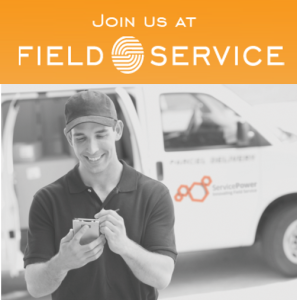 We Want to See You at Field Service USA! | ServicePower | Innovating Field Service