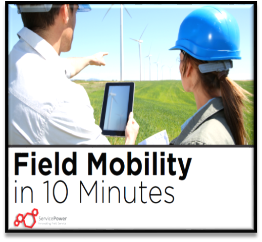 Download the eBook: Field Mobility in 10 Minutes