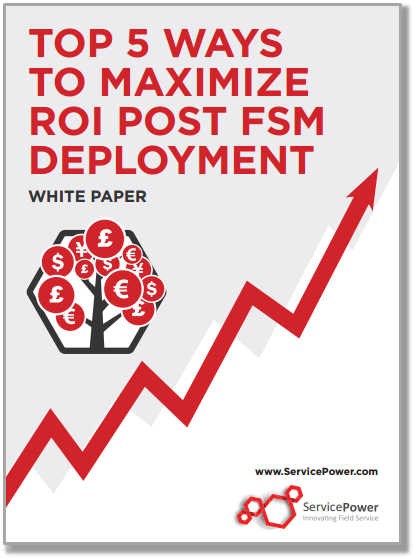 Free Whitepaper: Top 5 Ways to Maximize ROI Post FSM Deployment