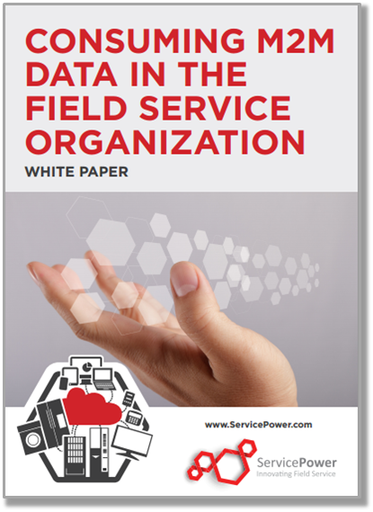 Free Whitepaper: Consuming M2M Data in the Field Service Organization