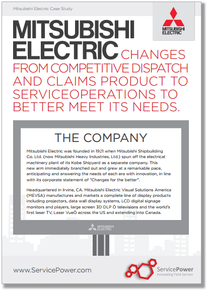 Mitsubishi Electric Case Study