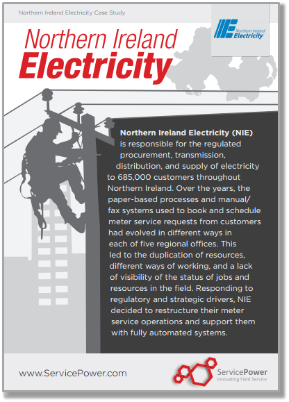 Northern Ireland Electricity Case Study