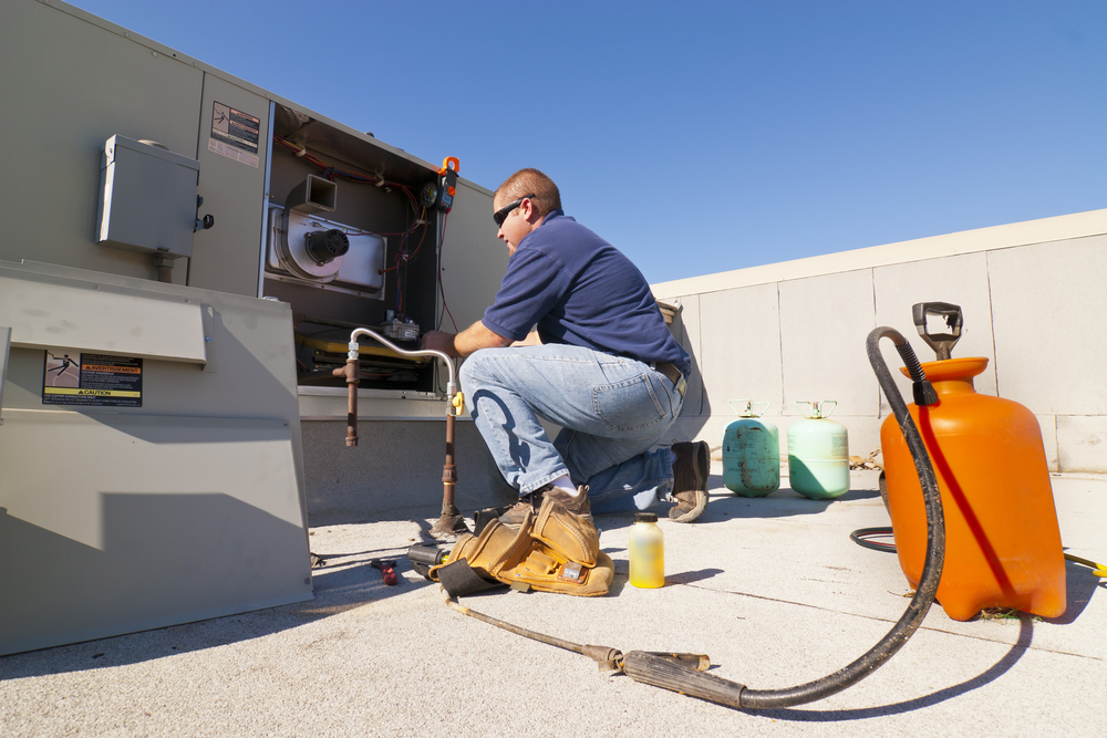 field service management HVAC contractor