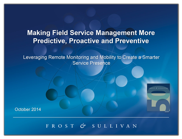 Download a Free Frost & Sullivan Report on the Future of M2M Technology