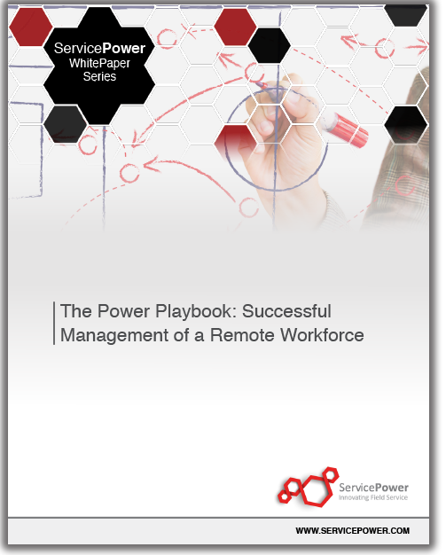 Free Whitepaper - The Power Playbook: Successful Management of a Remote Workforce