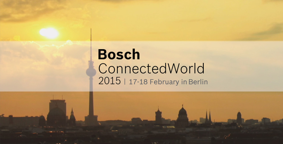 Bosch ConnectedWorld Conference Proves IoT is Leading the Way! | ServicePower | Innovating Field Service