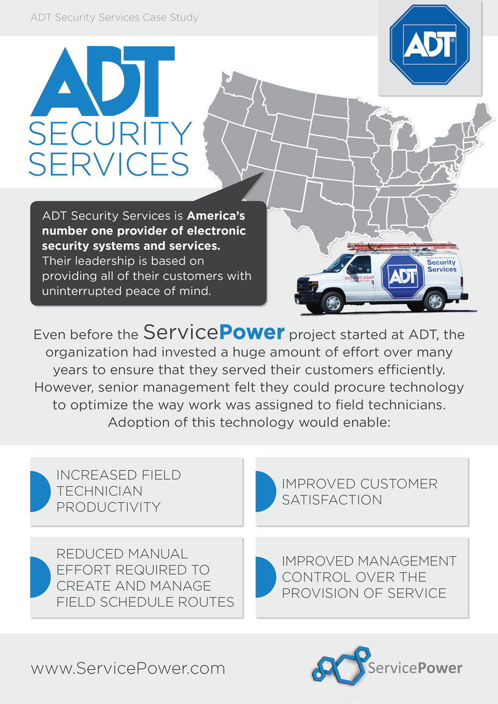 ADT Security Services Case Study