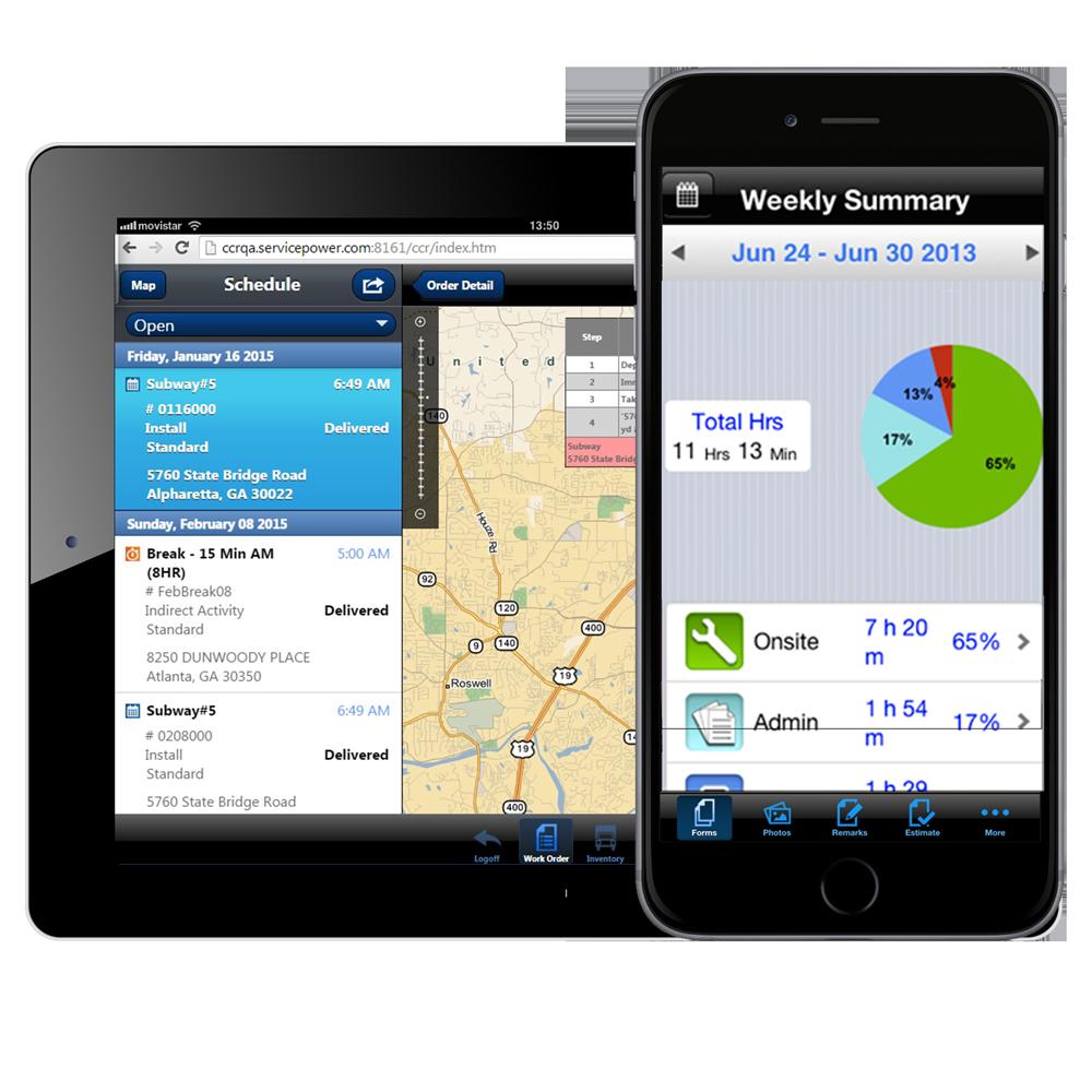 Mobile Workforce Management