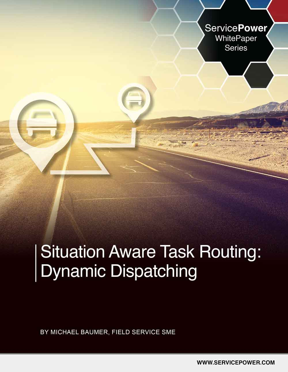 Free White Paper - Situation Aware Task Routing: Dynamic Dispatching