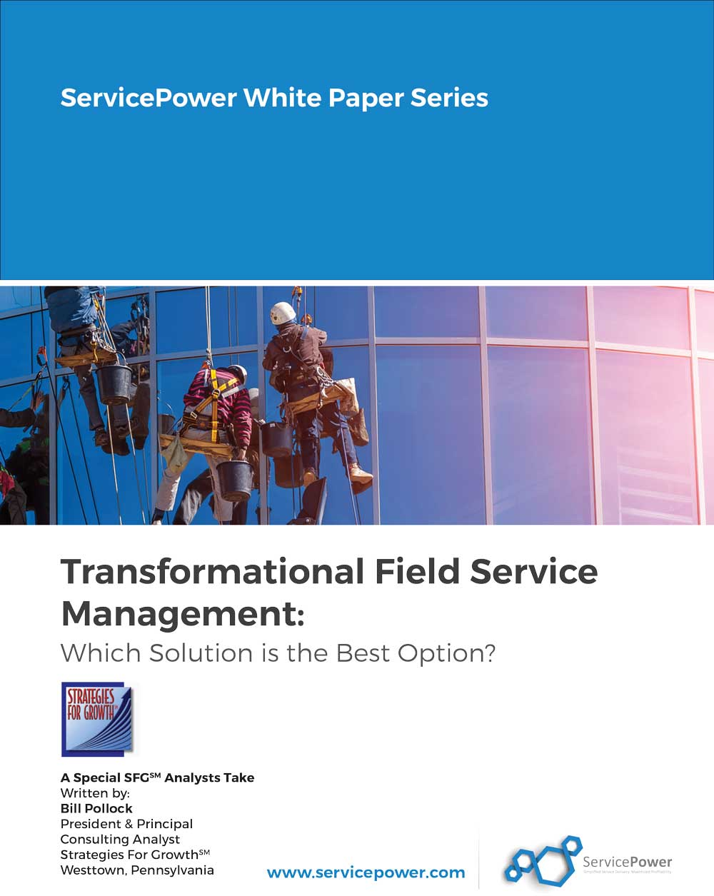 Transformational Field Service Management: Which Solution is the Best?
