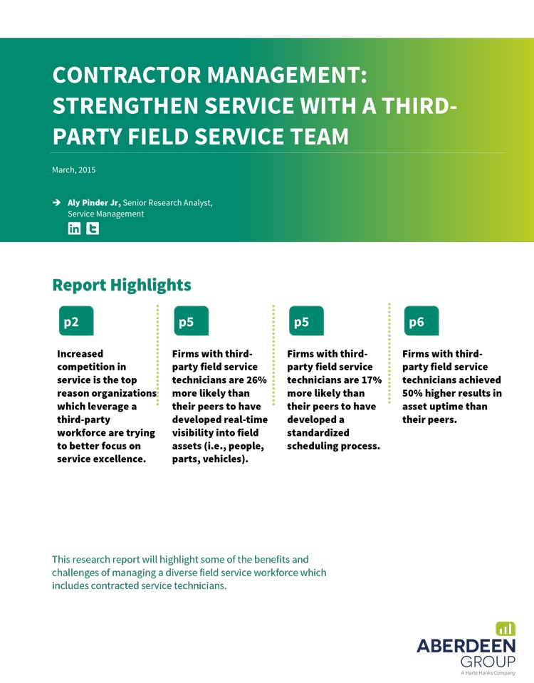 Strengthen your organization with a third-party workforce
