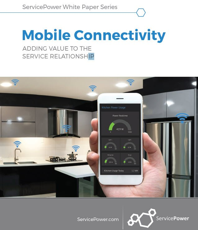 Mobile Connectivity adds value to the service relationship
