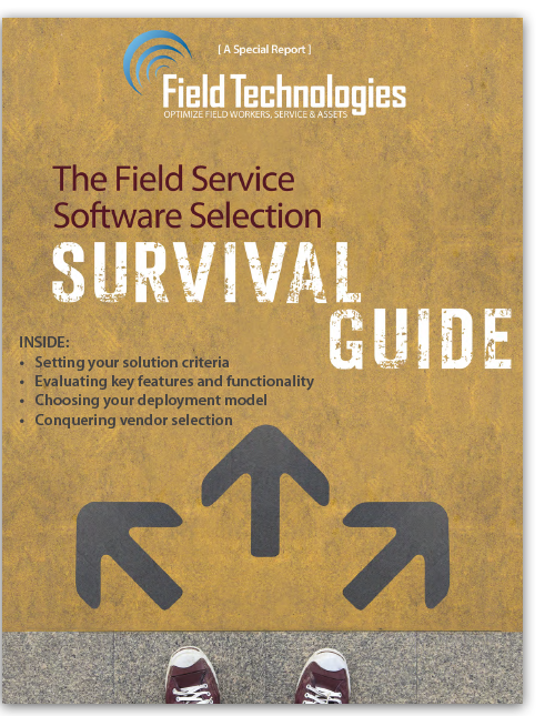 Free Field Technologies Download: The Field Service Software Selection Survival Guide