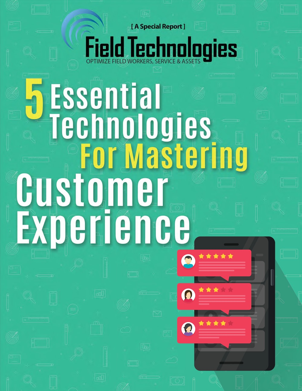 RL - 5 Technologies for Mastering Customer Experience