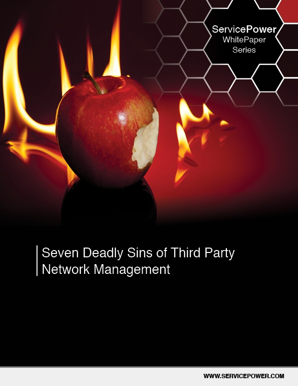 Free Whitepaper: The Seven Deadly Sins of Third Party Network Management