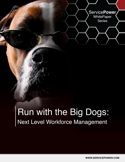 Free Whitepaper - Run with the Big Dogs: Next Level Workforce Management