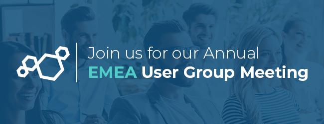 EMEA User Group 2018