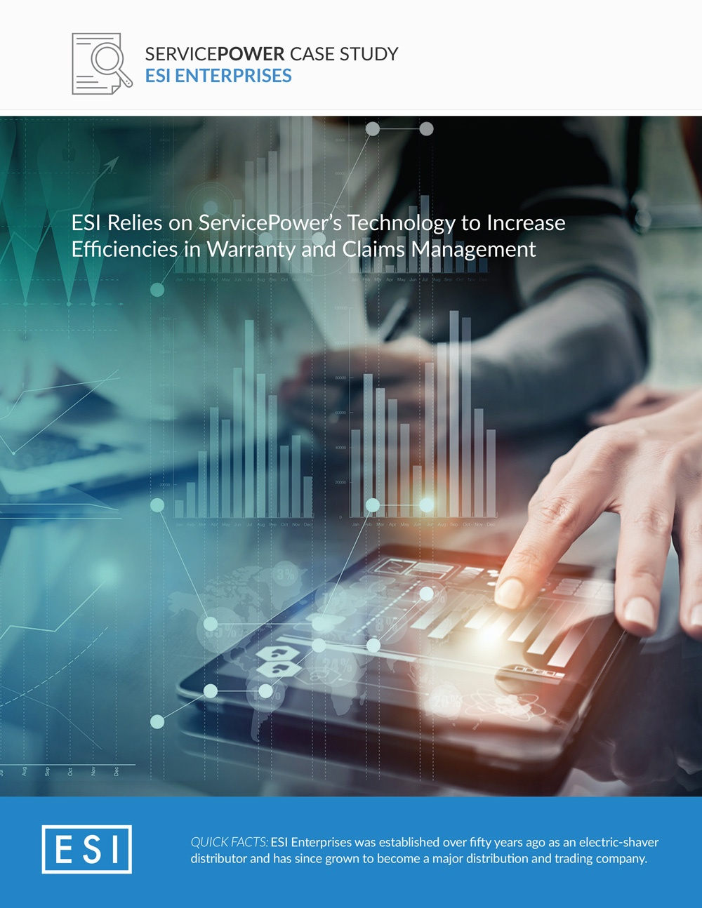 ESI Increases Efficiencies in Warranty and Claims Management