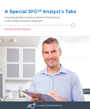 Receive Your Free (SFG Analyst's Take) White Paper