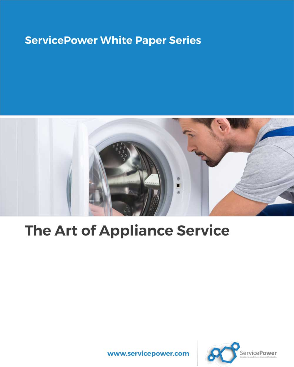 The Art of Applicance Service