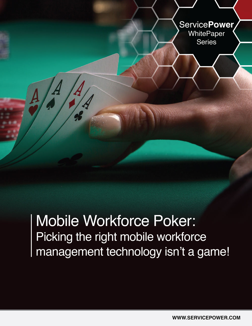 Free White Paper - Picking the Right Mobile Workforce Management Technology Isn't a Game!