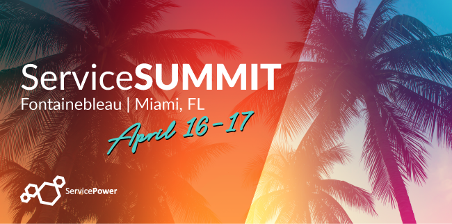ServiceSUMMIT 2020 Miami