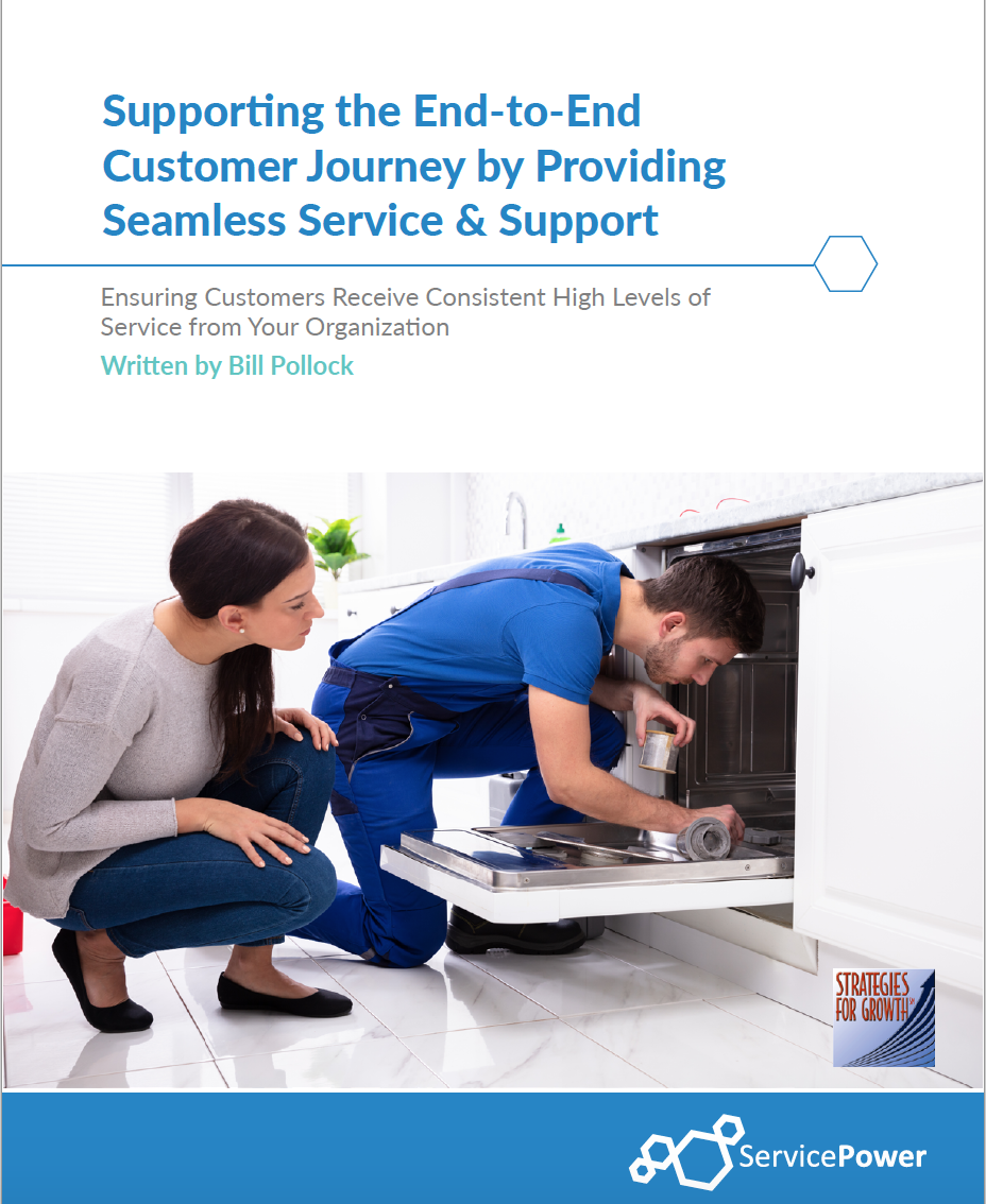 Supporting the End-to-End Customer Journey by Providing Seamless Service & Support