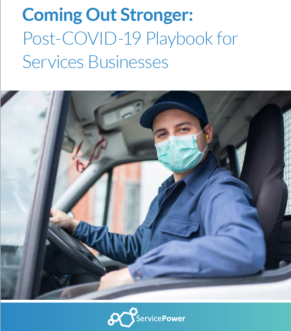 COMING OUT STRONGER: Post-COVID-19 Playbook for Services Businesses