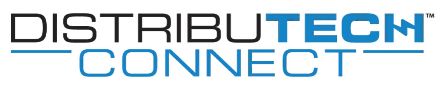 DistribuTech Connect