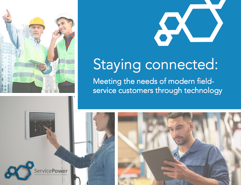 Staying Connected, Meeting the Needs of Your Customer