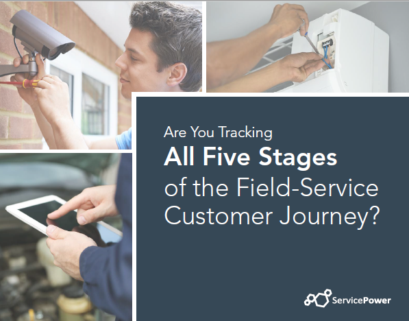 Tracking All 5 Stages of the Customer Experience
