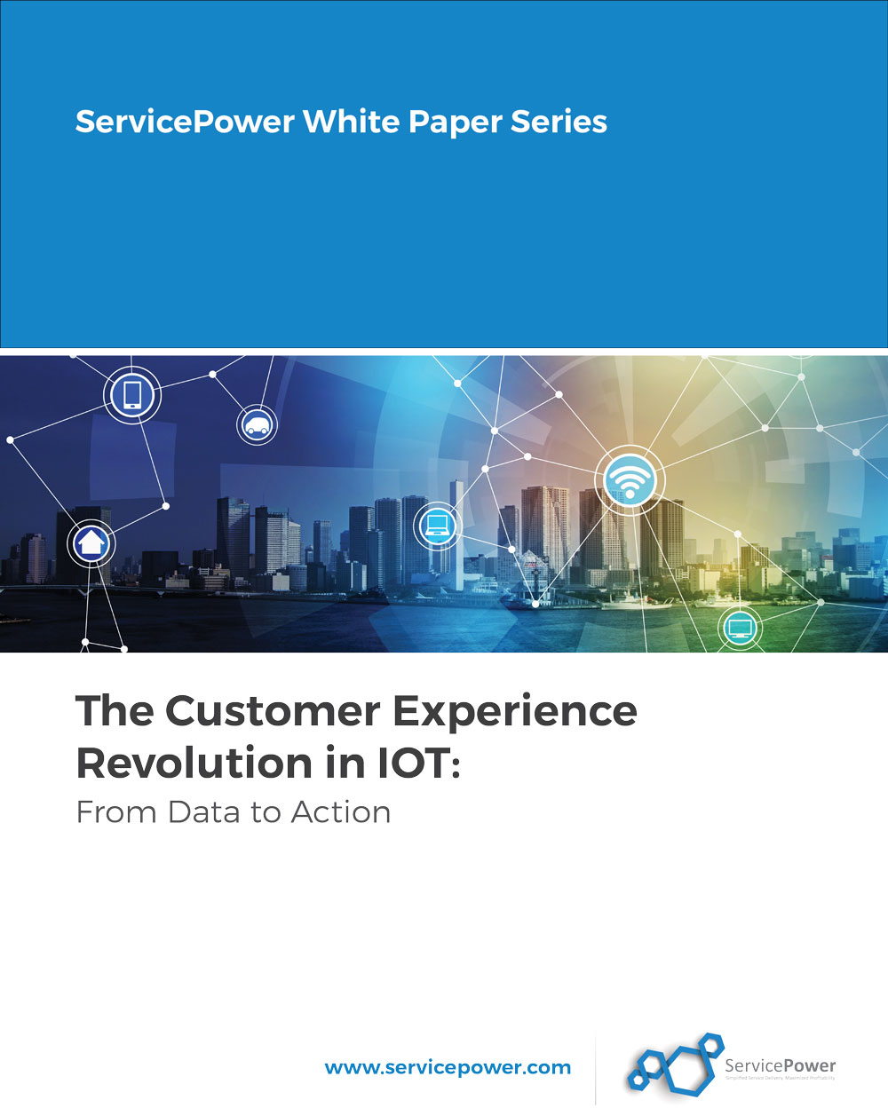 The Customer Experience Revolution in IOT: From Data to Action