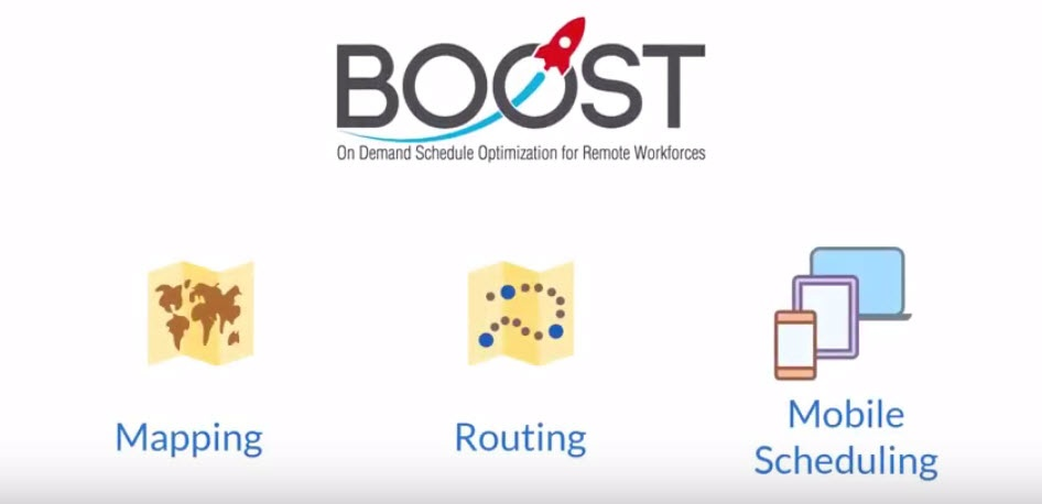 Boost your Team's Productivity with ServicePower!