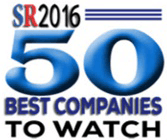 Named one of 50 Best Companies to Watch by The Silicon Review