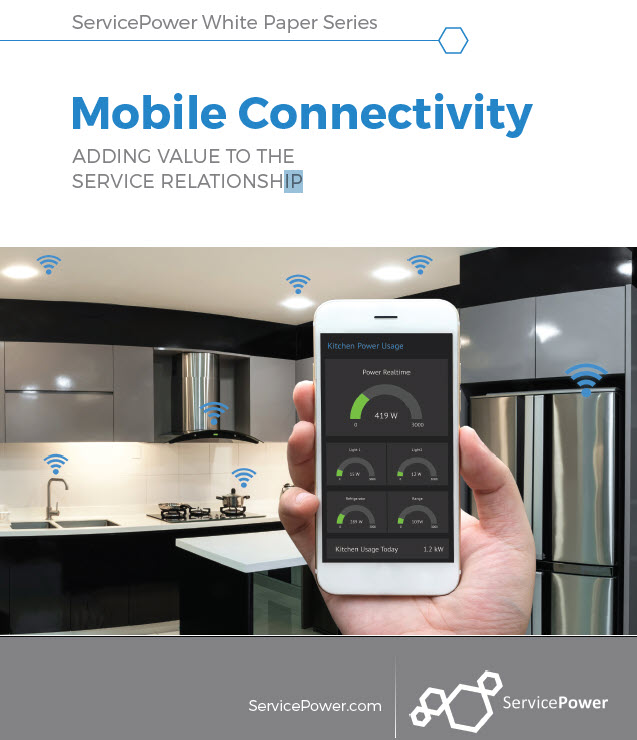 Download: Mobile Connectivity Adds Value to the Service Relationship