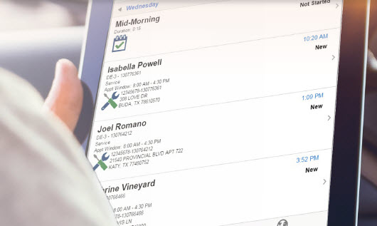 Mobile Workforce Management Software Meets Field Service Industry Demands | ServicePower | Innovating Field Service